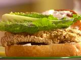 Crunchy Catfish Sandwich