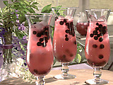 Blueberry Sangria Lemonade