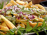 Papaya Avocado Salad