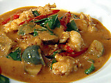 Erawan's Red Curry Lobster