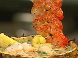 Pineapple Seafood Bowls