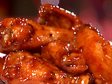Red Hot Sticky Wings