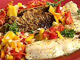 Skinless Bass Recipes for Houseboat Grilling