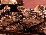 Wild Teriyaki Wings