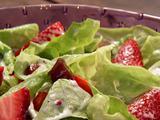 Orange, Strawberry and Date Salad
