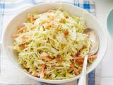 Gingered Coleslaw with Golden Raisins