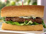 Grilled Pork Burgers Indochine