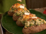 Neelys Twice Smashed Baked Potatoes