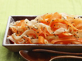 Daikon-Carrot Salad