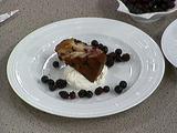 Lemon and Blueberry Tea Cake