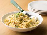 Orzo with Thyme and Lemon Zest