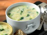 Broccoli-Cabot Cheddar Soup