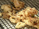 Wet Fried Calamari