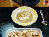 Chicken and Dropped Dumplings
