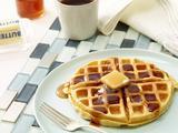 Oat Waffle