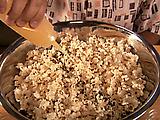 Savory Herb Popcorn