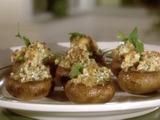 Savory Herb-Stuffed Mushrooms