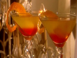 Passion Fruit Martinis