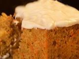 Light Carrot Cake
