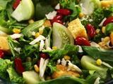 Tex-Mex Cornbread Salad with Buttermilk Cornbread