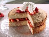Old- Fashioned Strawberry Shortcake