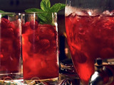 Gina's Raspberry Mint Tea