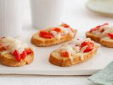Sweet Pepper Crostini