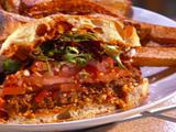 Latin-Spiced Lamb Burgers