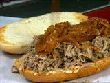 BBQ Pulled Pork with Carolina Sauce