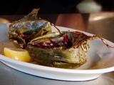 Fire-Grilled Artichokes