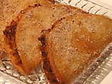 Rice Pudding Empanadas