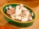 Chicken Liver Mousse with Truffles: Spuma di Fegati con Tartufo