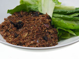 Quinoa-All Bran™ Pilaf with Raisins and Simple Green Salad