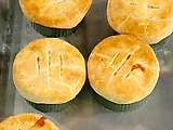 Emeril's Chicken Pot Pies