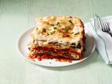 Wild Mushroom and Cauliflower Lasagna