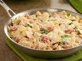 Vegetarian Lasagna Skillet