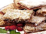 Lydia's Austrian Raspberry Shortbread