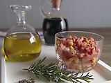 Pancetta Balsamic Vinaigrette