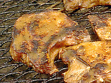 Kentucky Colonel Barbecue Pork Chops