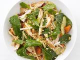 Kale-Sesame Chicken Salad