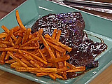 Tamarind, Rosemary and Honey Grilled Flap Steak
