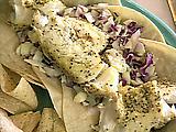 Tacos de Mero: Halibut Tacos