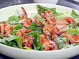 "Caesar ""Lite"" Salad"
