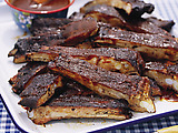 Backyard BBQ'd Spareribs