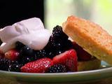 Neely's Berry Shortcake