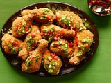 Nacho Chicken Drumsticks