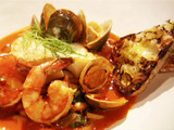 Pacific Cod and Clam Cacciucco