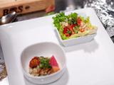 Thai Basil Tofu Lettuce Cups