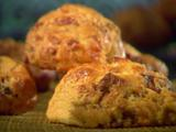 Quick Bacon-Cheddar Biscuits