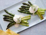 Quick Asparagus Benedict